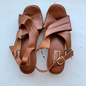 Vintage Criss Cross Heels